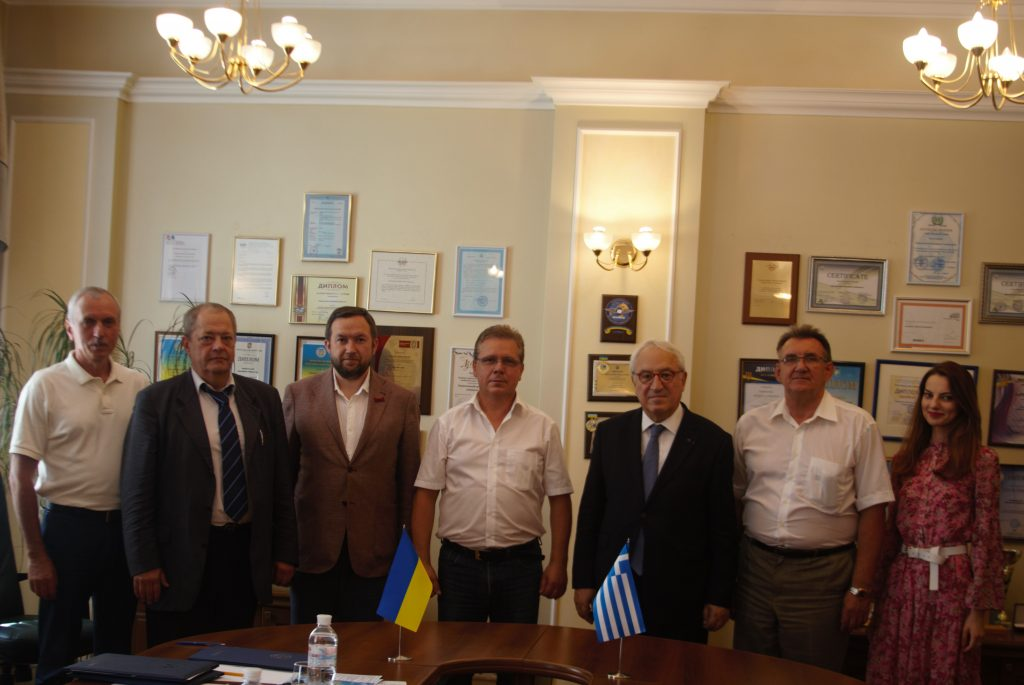 Agreement on Cooperation signed with the European Public Law Organization