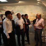 Візит делегації з провінції Чжецзян