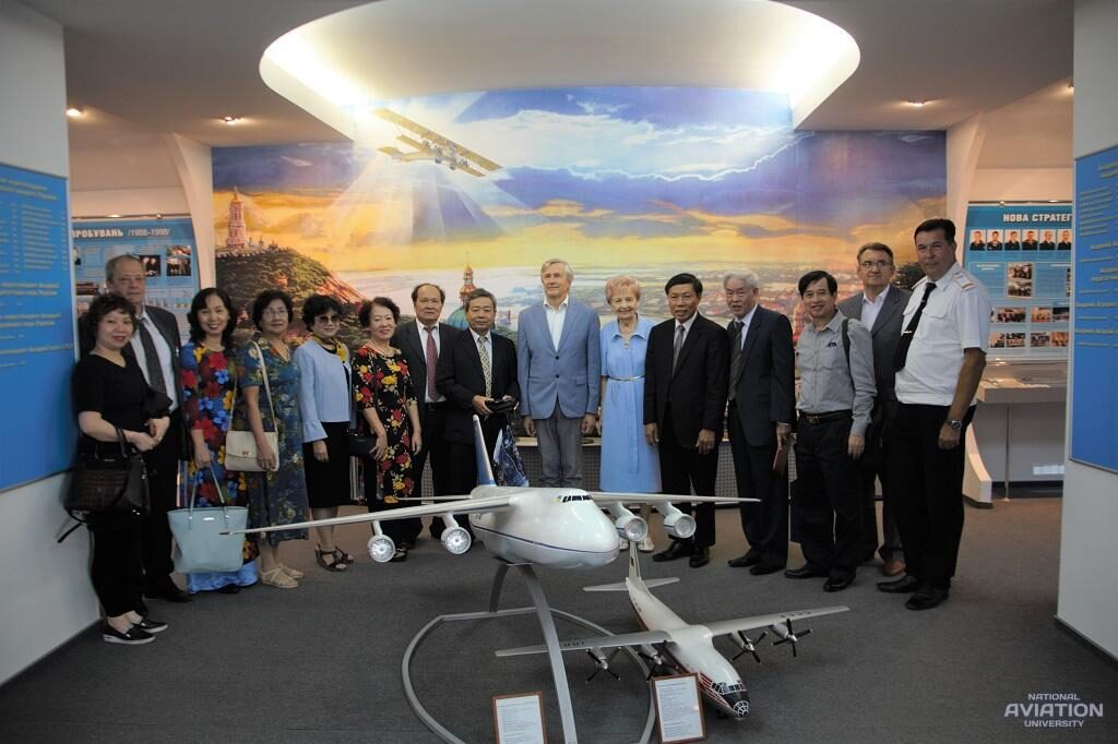 Visit of Vietnam-Ukraine Friendship Society delegation