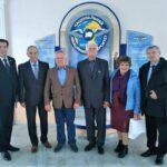 Візит делегації Міжнародного університету логістики і транспорту