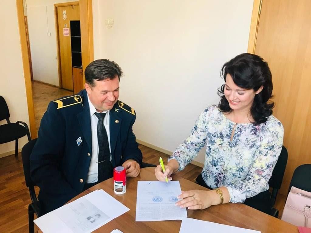 (Українська) Розширення співпраці у сфері освіти іноземців