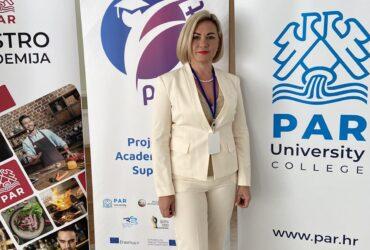 (Українська) ERASMUS+ викладання в Бізнес школі PAR (Хорватія)